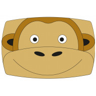 Fun Jungle Themed Room Dividers (Monkey)