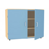 Burst Multipurpose Double Door Cupboard