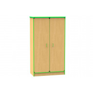 Beam Double Door Storage Cupboard
