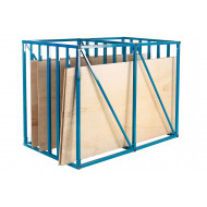 Premium Vertical Sheet Rack