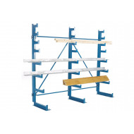 Cantilever Racking With Tapered Arms