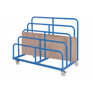 Mobile Variable Height Sheet Rack