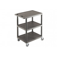 Proplaz 2 Shelf Trolley (100kg Capacity)
