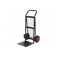 Fort Super Heavy Duty Sack Truck With Mesh Back And Toe Plate (270kg Capacity)