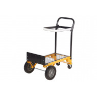 Three Position Truck With Bag Holder (80kg Capacity)