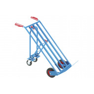 Premium Heavy Duty Three Way Sack Truck (400kg Capacity)