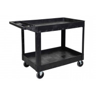 Super Strong Shelf Trolley (225kg Capacity)