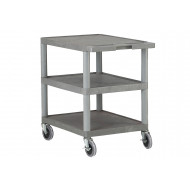 Standard Polyethylene Shelf Trolleys (150kg Capacity)