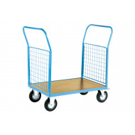 Platform Truck With Two Mesh Ends (500kg Capacity)