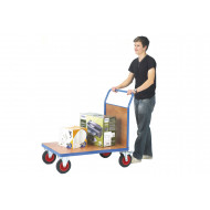 Fort Plywood Platform Truck With Single End (500kg Capacity)