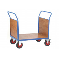 Fort Plywood Platform Truck With 2 Board Ends (500kg Capacity)