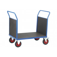Fort Phenolic Platform Truck With 2 Board Ends (500kg Capacity)