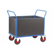 Fort Phenolic Platform Truck With 4 Board Sides (500kg Capacity)