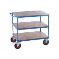 Fort Shelf Truck With Plywood Deck (500kg Capacity)