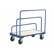 Fort Sturdy Platform Truck With 3 Dividing Rails (500kg Capacity)