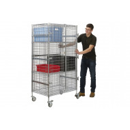 Small Security Trolley (350kg Capacity)