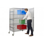 Large Security Trolley (350kg Capacity)