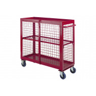 Security Distribution Trolley (400kg Capacity)