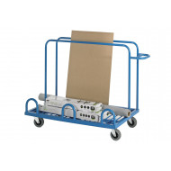 Fully Welded Diy Trolley (250kg Capacity)