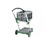 Clever Folding Trolley (60kg Capacity)
