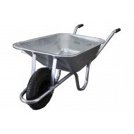Galvanized Wheelbarrow (90ltr Capacity)