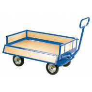 Prime Heavy Duty 4 Sided Turntable Truck (700kg Capacity)