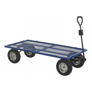Industrial General Purpose Truck With Mesh Base (500kg Capacity)