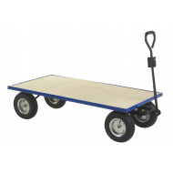 Industrial General Purpose Truck With Plywood Base (500kg Capacity)