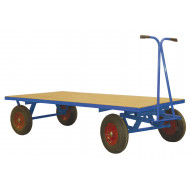 Hand Drawn Truck (750kg Capacity)