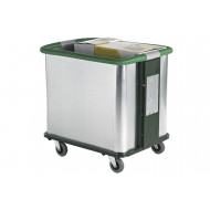 Self Levelling Box Trolley (100kg Capacity)