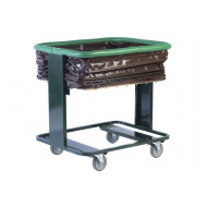 Self Levelling Trolley With Bag (100kg Capacity)