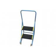 Fort Tilt And Pull Steps With Anti Slip Treads
