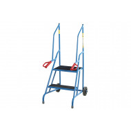 Fort dock step ladders with phenolic non slip treads