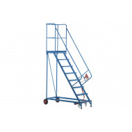 Fort Vantage Heavy Duty Mobile Platform Steps
