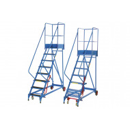 Fort Elite Heavy Duty Mobile Platform Steps