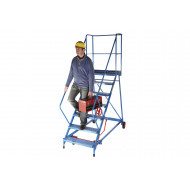Fort Spartan Wide Tread Mobile Platform Steps