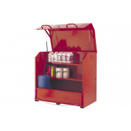 Storage Vault For Flammable Liquid Storage (250Ltrs)