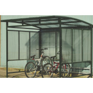 Cycle Shelter (7 Bikes)