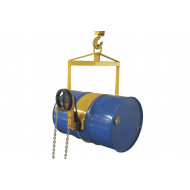Drum Lifter With Geared Chain Control (350kgs)
