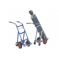 Large Premium Cylinder Trolley