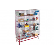 20 Compartment Mail Sorter