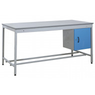 Taurus Utility Workbench With Cupboard