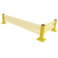 Post For Heavy Duty Barrier System