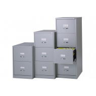 Bisley BS A4 Filing Cabinet (Classic Front)