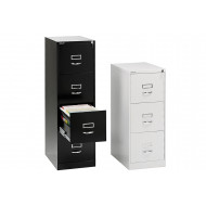 Bisley BS Foolscap Filing Cabinet (Classic Front)