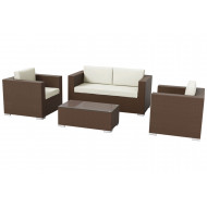Honiton 4 Piece Sofa Set