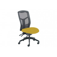 Saar High Mesh Back Operator Chair
