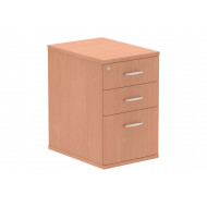 Pamola Desk High Pedestal