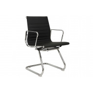 Tordino Leather Visitor Chair