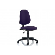Lunar 1 Lever Operator Chair (No Arms)